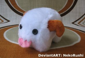 League of Legends - Poro plush by NekoRushi