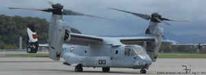 VM-22 Osprey _ US Marines _ 1 by K4nK4n