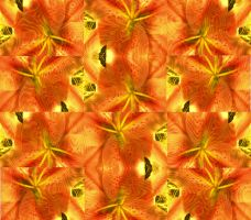 Trippy Lillies by g0ldenapple