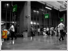 Bus Station by pirulacidos
