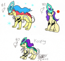 cyndacune adoptions CLOSED by Tatta-doodles