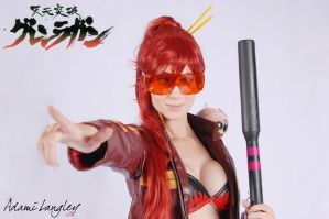 Yoko Littner / Ritona Cosplay by adami-langley