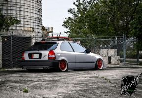 Civic by alemaoVT