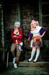 Atelier Escha Logy cosplay - Alchemists by Giacchan