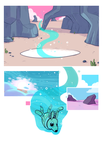Space Deer escapes comics by IndianaJonas