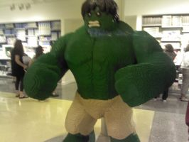HULK SMASH (With Legos) by frightmare99