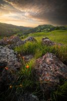 Sunol Sunset by StevenDavisPhoto