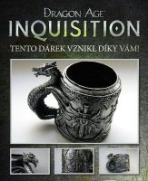 Dragon Age 3: Inquisition rare promo mug by Farah456