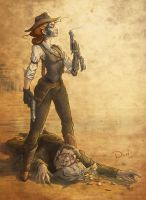the tough sheriff by Daniesca
