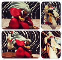 Inuyasha figures - part VI by Kay-I