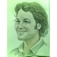 Paul Rudd Portrait Sketch by AqilBeatDynamic