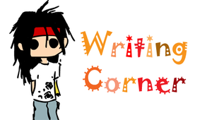 Writing Corner by OP-KingdomHearts-DS