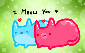 I Meow You by Syrinq