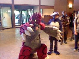NDK 2011 Groudon by ShawnSPeters