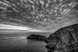 Southstack in Mono by CharmingPhotography
