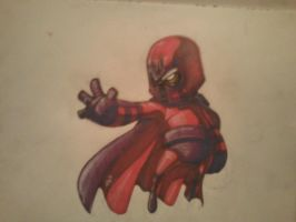 Mini Magneto by yellow-five