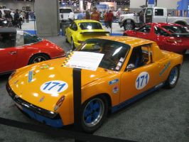 Porsche 914 Race Car by granturismomh