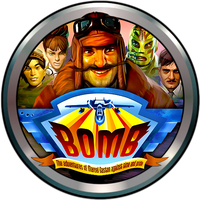 BOMB by POOTERMAN