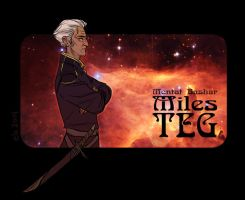 Miles Teg by eve-bolt