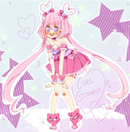 Cure Gummy new hairstyle! by Hacuubii