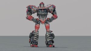Ironhide 3 by Paragon77