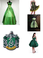 House Prom- Slytherin by Sweetarts116