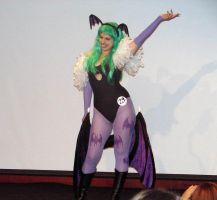 Morrigan Aensland by Hesthea
