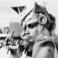 Lady Gaga- Telephone by JowishWuzHere2