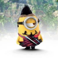 Vaas as a Minion by DarkSider92