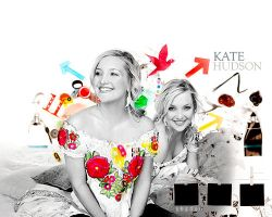 Blend Kate Hudson by shad-designs
