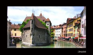Annecy by Christelle