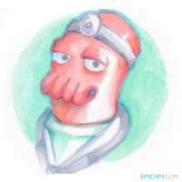 Why Not Zoidberg? by kimikiti
