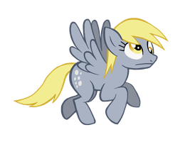 Derpy Hooves by BlazeDGO