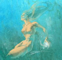208 of 365 DC water dryad by zersen