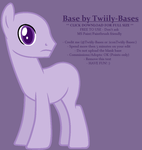 MLP Base 311 by Twiily-Bases