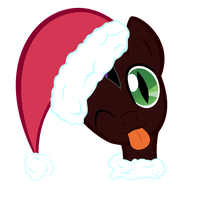 Merry Christmas Fuego Vector by Swist47AK