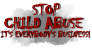 Stop Child abuse by JamesBryce