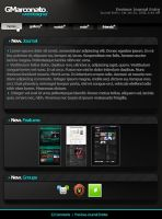Gmarconato CSS-Journal v1.0 by Gmarconato