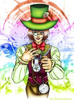 Mad Hatter by FrauV8