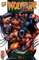 Wolverine Encyclopedia Vol 2 by Deepcutman