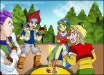 Beyblade: Majestics LET IT RIP by Mary-McGregor