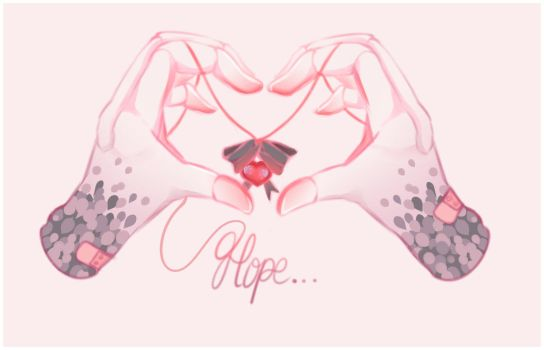- Hope - by Lefpa