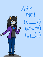 Berri: Ask Me by ForeverMuffin