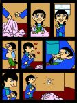 Ringo and Ritchie Silent Comic pt. 1 by sandw1chl0vr