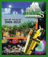 New Heights Yearbook Cover by jannafinch