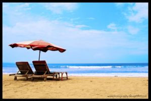 Kuta.Beach by wisephotography