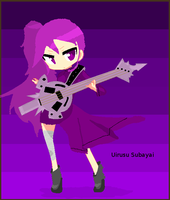 Uirusu is gonna rock the house by Riikuchan