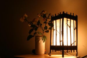 bedside light by jbol