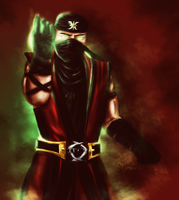 MK Deception - Ermac by Chooone