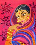 Hindu Woman by LoVeras